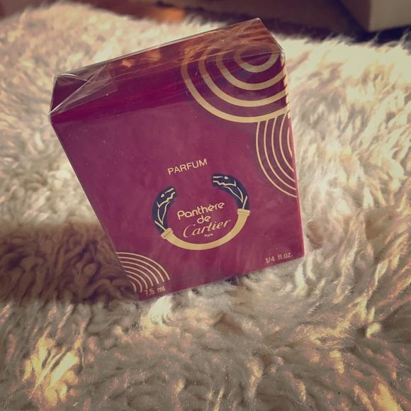 Cartier Makeup Vintage Unopened Panthere De Parfum 14oz Poshmark